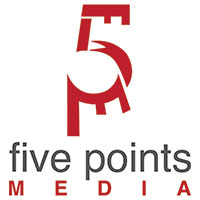 Five Points Media Logo
