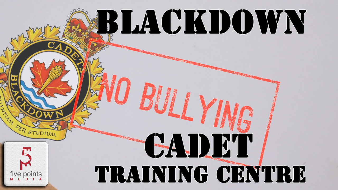Blackdown Cadets Anti-Bullying Day 2019