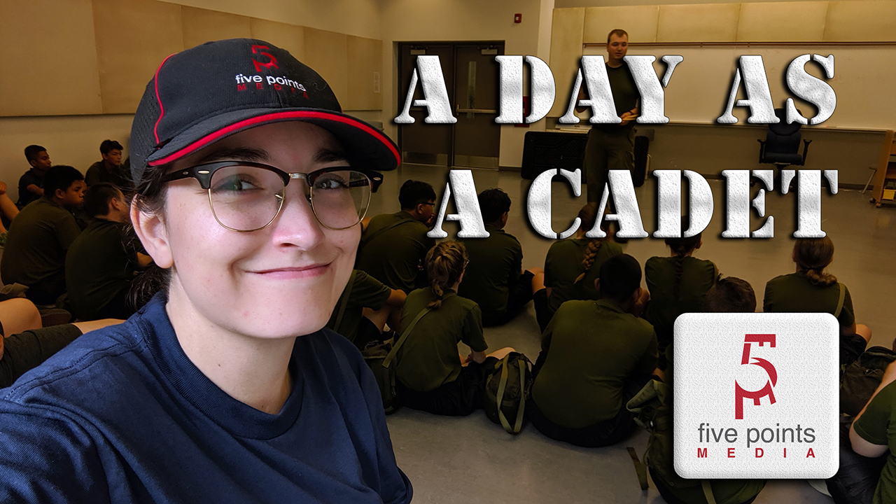 Blackdown - A Day As A Cadet, 2019