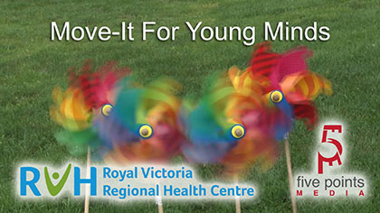Move-It For Young Minds Mini-Promos