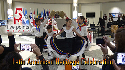 Barrie Latin Resource Centre - Latin American Heritage Celebration, 2018