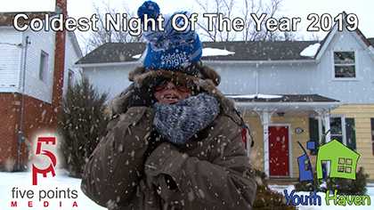 Youth Haven Coldest Night Of The Promo 2019