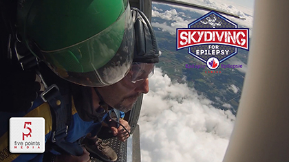Skydiving for Epilepsy, 2019