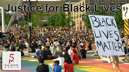 Justice for Black Lives - Barrie Rally, 2020