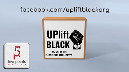 Uplift Black Youth Simcoe County, 2020